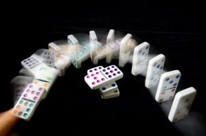 dominoe effect